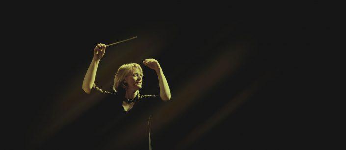 Cornelia von Kerssenbrock dirigiert