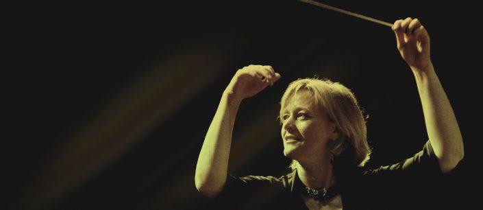 Cornelia von Kerssenbrock Leidenschaft fürs dirigieren